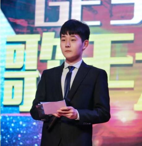 我院王勇坤同学获第十四届云南省优秀大学生称号